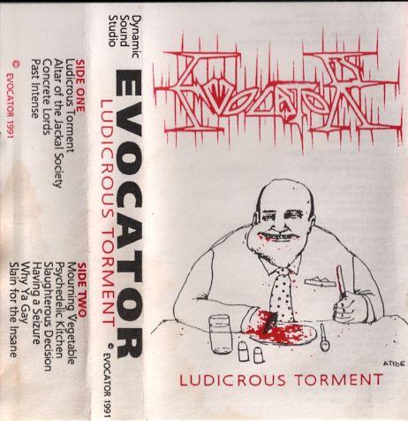 Evocator - Ludicrous Torment