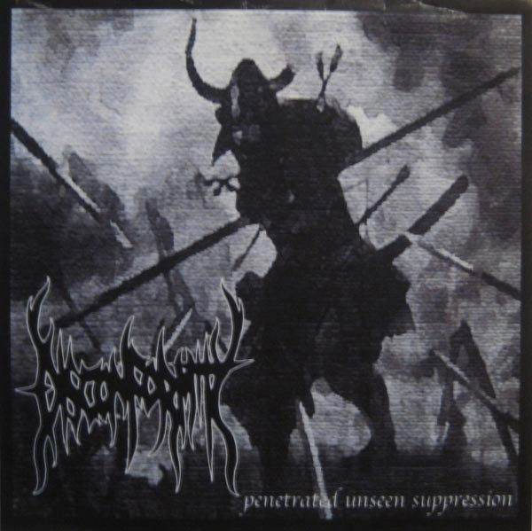 Disconformity - Penetrated Unseen Suppression