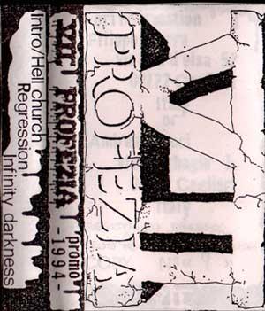 VII Profezia - Promo 1994