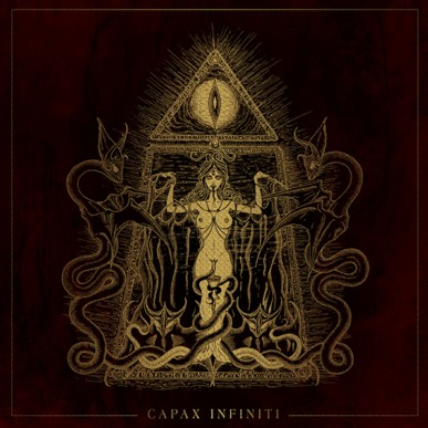 Hetroertzen / Dødsengel - Capax Infiniti