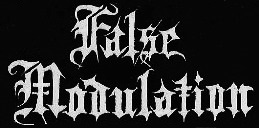 False Modulation - Logo
