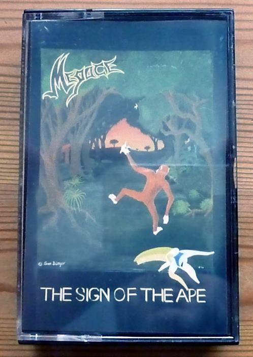 Megace - The Sign of the Ape