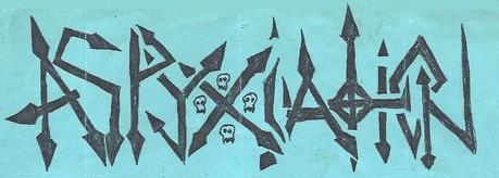 Asphyxiation - Logo