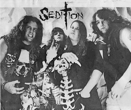 Sedition - Photo