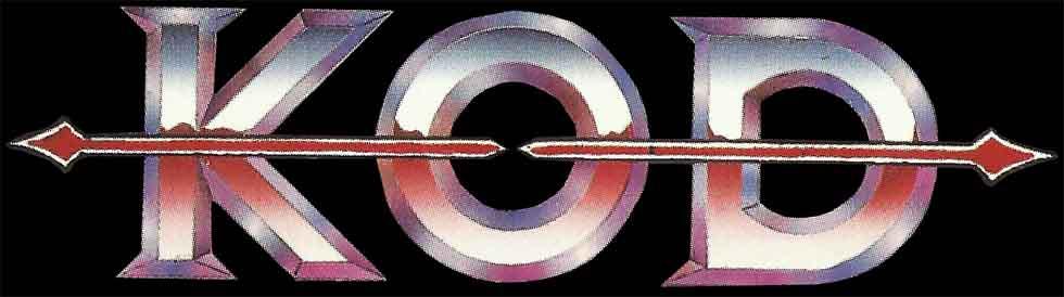 K.O.D. - Logo