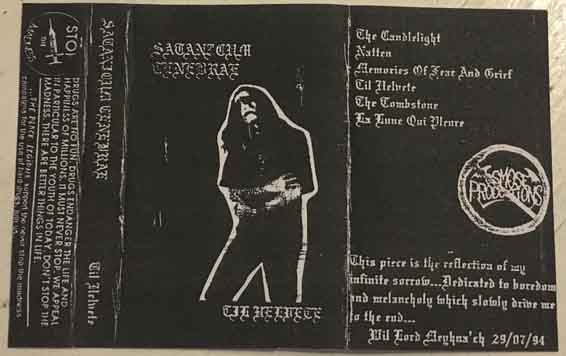 Satanicum Tenebrae - Til helvete