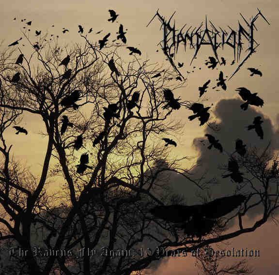 Dantalion - The Ravens Fly Again: 10 Years of Desolation