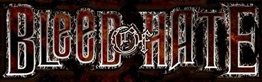 Bleed of Hate - Logo