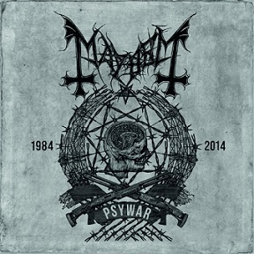 Mayhem - Psywar