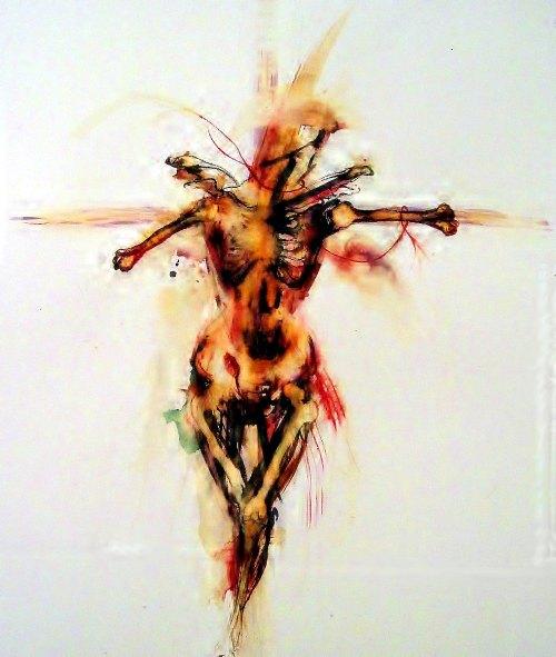 Cardinal Wyrm - The Persecuted Crone