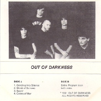 Out of Darkness - Demo