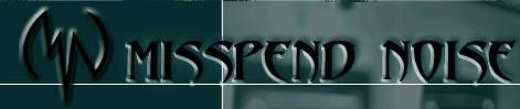 Misspend Noise - Logo