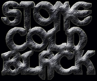 Stone Cold Black - Logo