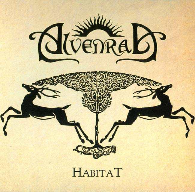 Alvenrad - Habitat