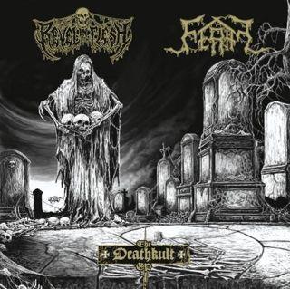 Feral / Revel in Flesh - The Deathkult EP