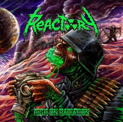 Reactory - High on Radiation