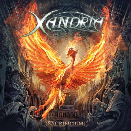 Xandria — Sacrificium (2014)