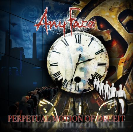 Any Face - Perpetual Motion of Deceit