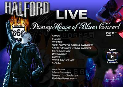 Halford - LIVE - Disney House of Blues Concert