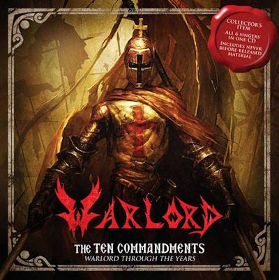 Warlord - The Ten Commandments (Warlord Through the Years)
