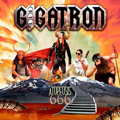 Gigatron - Atopeosis 666