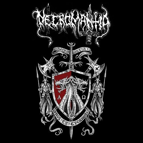 Necromantia / Necromancy - Nekromanteion - A Collection of Arcane Hexes