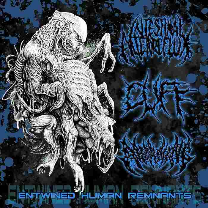 Intestinal Alien Reflux / Cuff / Aborning - Entwined Human Remnants