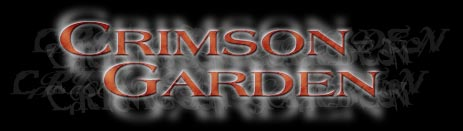Crimson Garden - Logo
