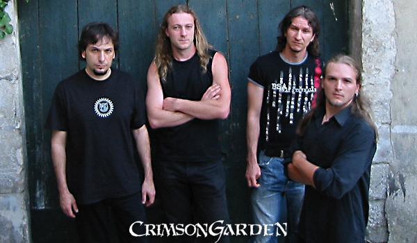 Crimson Garden - Photo