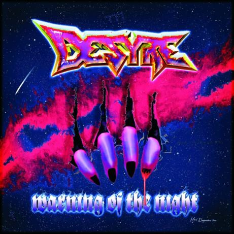 Desyre - Warning of the Night