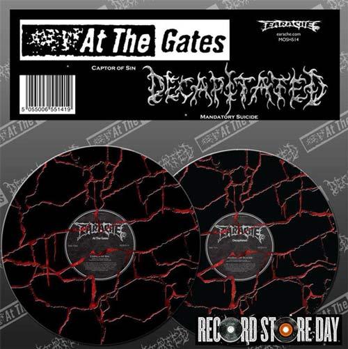 At the Gates / Decapitated - At the Gates / Decapitated