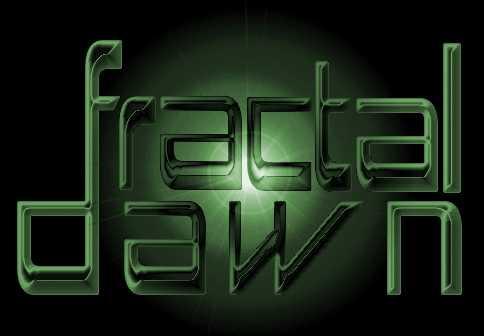 Fractal Dawn - Logo