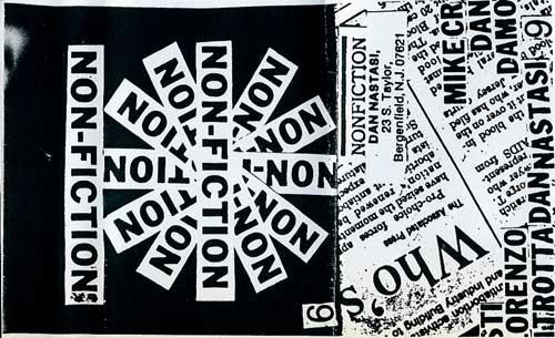 Non-Fiction - Demo 1988