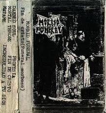 Morbid Funeral - Fin de Cristo