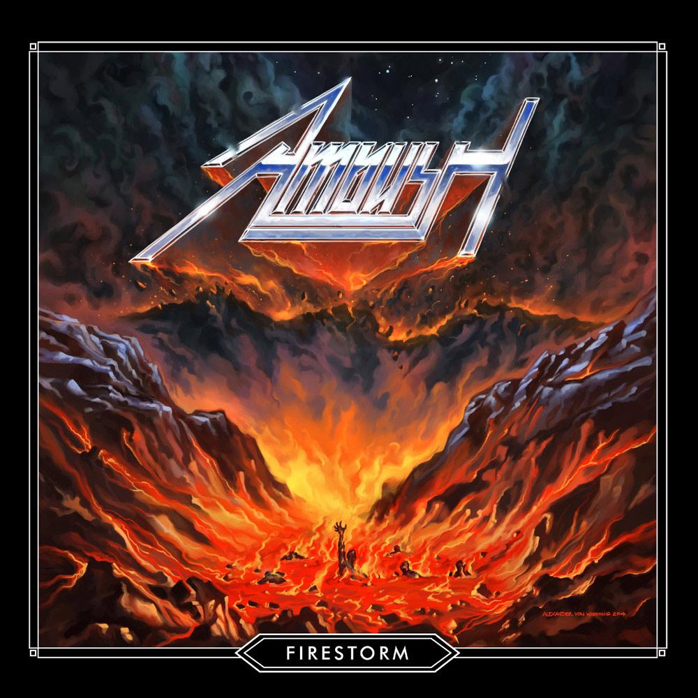 Ambush Firestorm Encyclopaedia Metallum The Metal