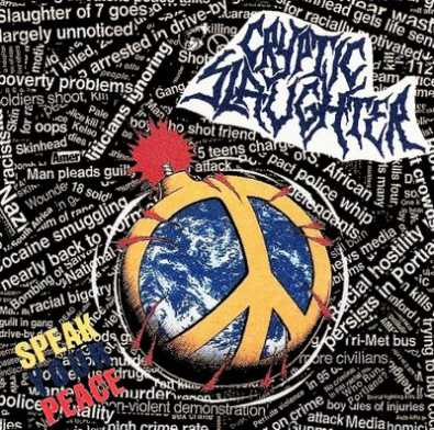 Cryptic Slaughter - Speak Your Peace