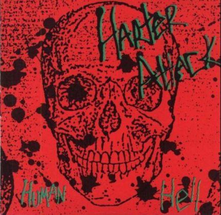 Harter Attack - Human Hell
