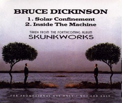 Bruce Dickinson - Solar Confinement
