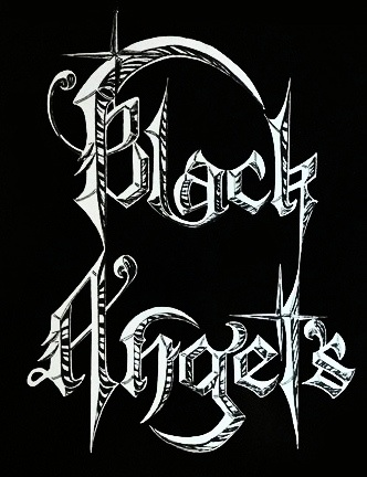 Black Angels - Logo