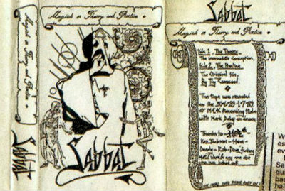 Sabbat - Magick in Theory and Practice