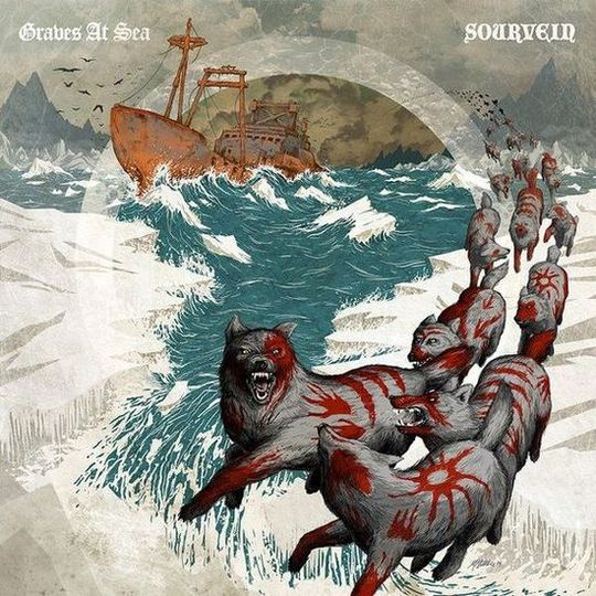 Sourvein / Graves at Sea - Graves at Sea / Sourvein