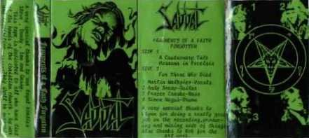 Sabbat - Fragments of a Faith Forgotten