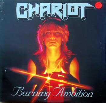 Chariot - Burning Ambition