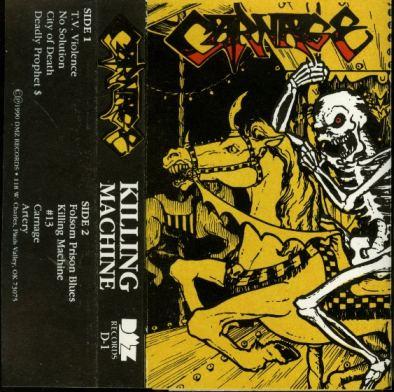 Carnage - Killing Machine