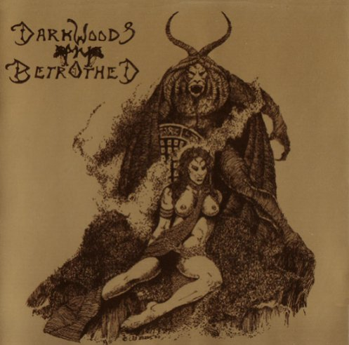Darkwoods My Betrothed - Dark Aureoles Gathering