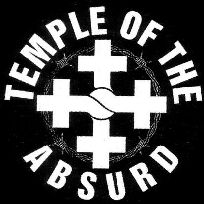 Temple of the Absurd - Logo