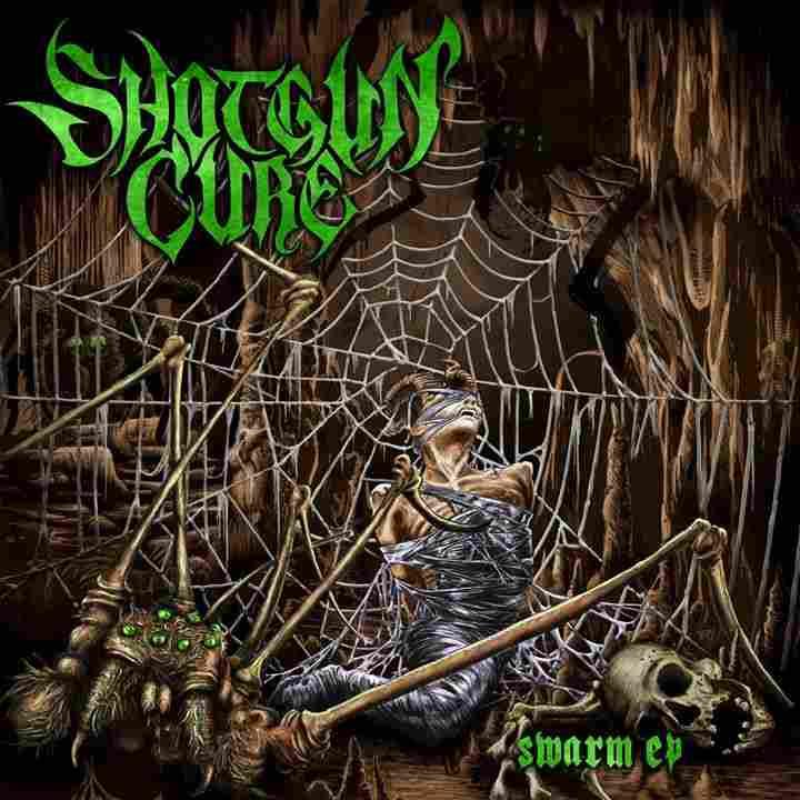Shotgun Cure - Swarm EP