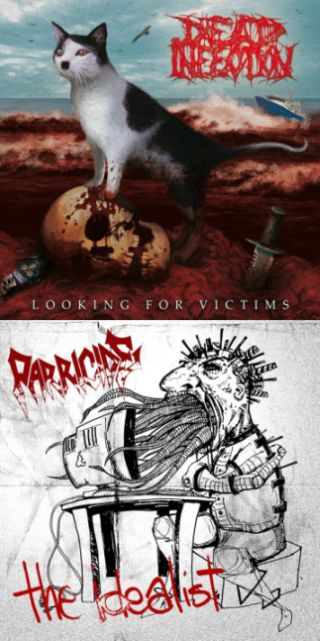 Dead Infection / Parricide - Looking for Victims / The Idealist