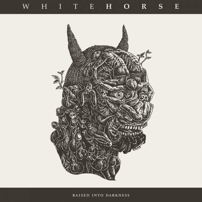 Whitehorse - Raised into Darkness