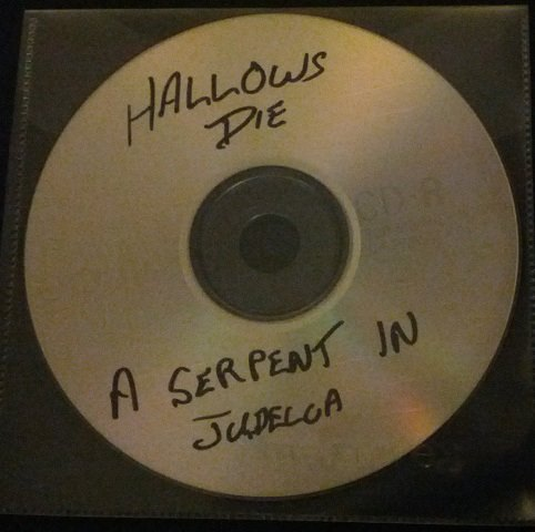 Hallows Die - A Serpent in Judecca